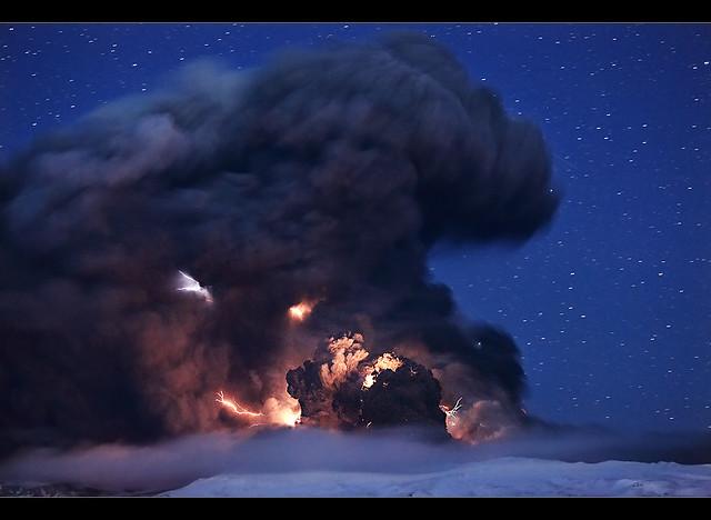 Forces of Nature - Eyjafjallajökull Eruption