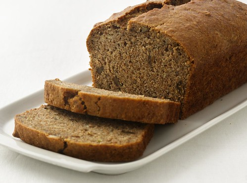 """Healthified"" Banana Nut Bread"