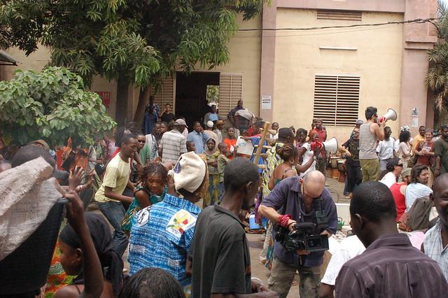 Mercado de Bamako - DSC_0270
