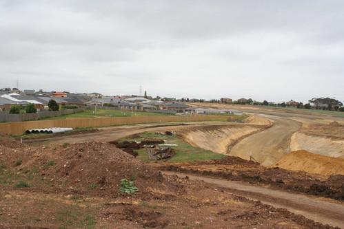 Waurn Ponds on ramp