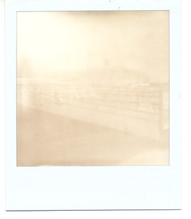 Polaroid 058 - Portas do Mar, Azores