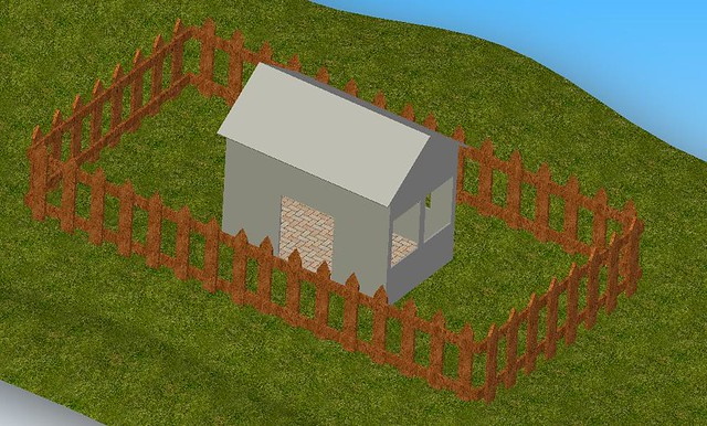 Simple house 3d model purely made in solidworks by ashra for Minimalist house 3d model
