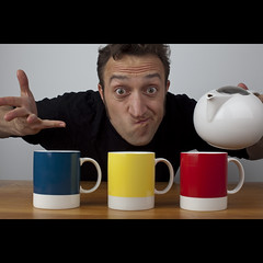 126/365: Which cup gets my tea?