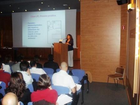 Clase Colegio Medicos Barcelona Joan Merino Flickr