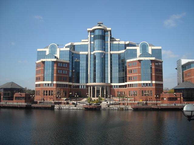 Victoria Harbour Building Salford Quays Flickr Photo