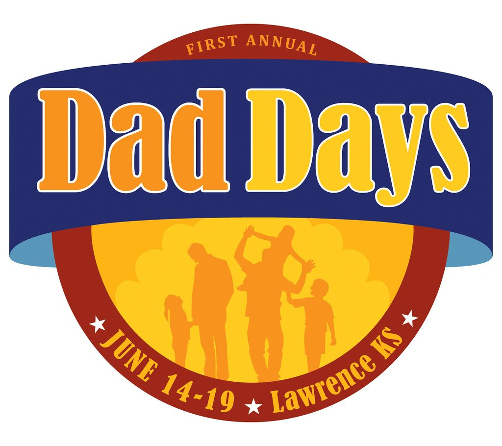 Dad Days Logo