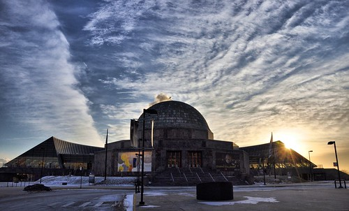 chicago clouds illinois nikon midwest skies cityscapes sunrises hdr highdynamicrange pinoy touristattractions urbanscapes adlerplanetarium d90 sunflares winterinchicago chicagolandmark chicagoicons setholiver1