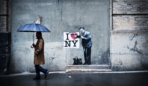 banksy hits nyc