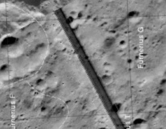 astronauts find structures on moon - photo #28