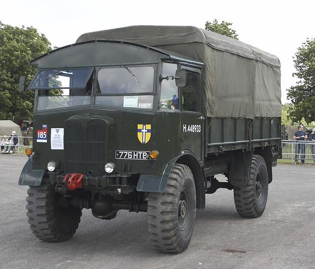 British army aec matador truck flickr photo sharing