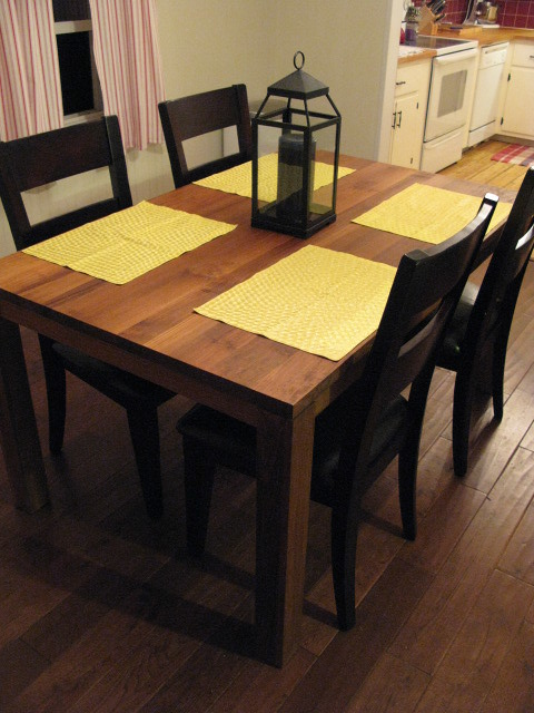 Thefourthdoor New Dining Room Table Or Crate And Barrel