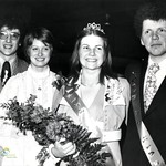 Elgin County Junior Farmers- King and Queen, 1975