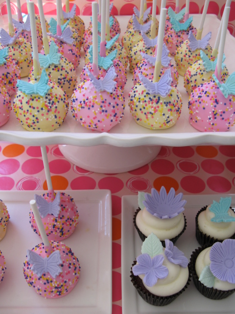 Butterfly theme party flickr photo sharing - Butterfly themed baby shower favors ...