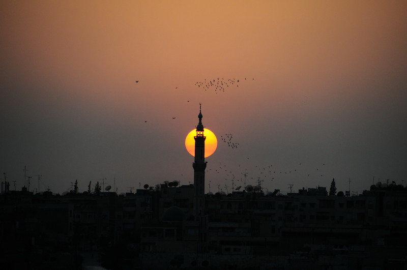 Paisaje Siria