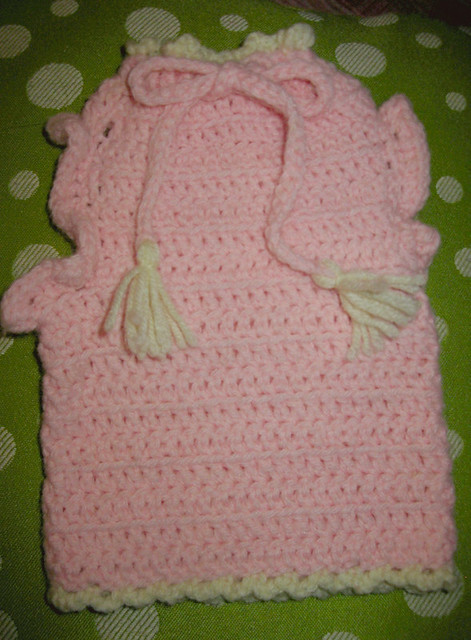 Free Crochet Pattern Chihuahua Sweater : CROCHET CHIHUAHUA SWEATER PATTERN Crochet Patterns