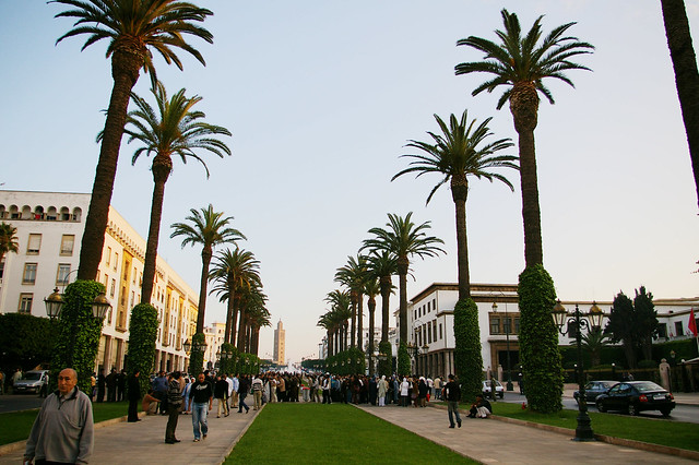 Morocco Day 3: Marrakech to Rabat | Gail at Large