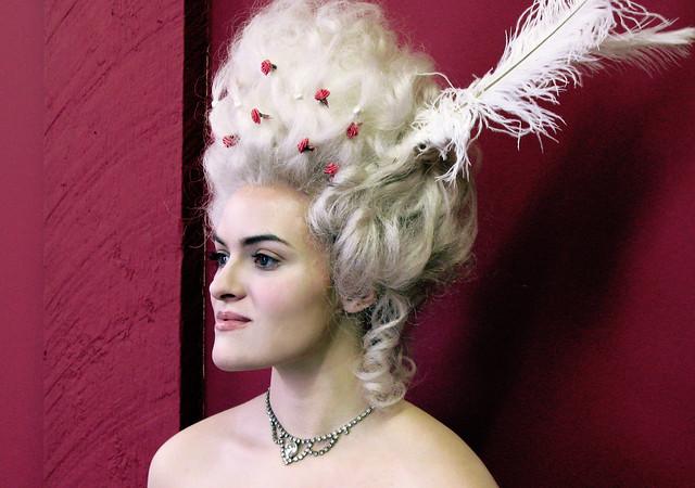 Makeup Design: Hair Laying/Ventilating/Wigs