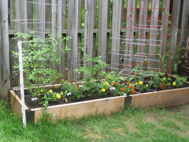 the raised bed garden! | Flickr - Photo Sharing!