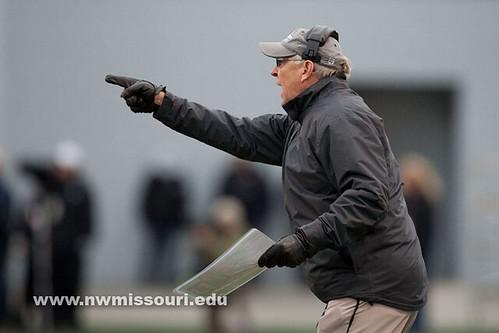 Coach Tjeerdsma