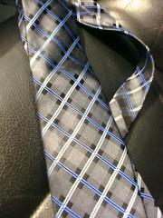 hand(0.0), arm(0.0), brown(0.0), halter(0.0), outerwear(0.0), design(0.0), textile(1.0), clothing(1.0), tartan(1.0), necktie(1.0), plaid(1.0),