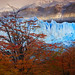 Autumn Among the Glaciers by Michael Anderson by AndersonImages