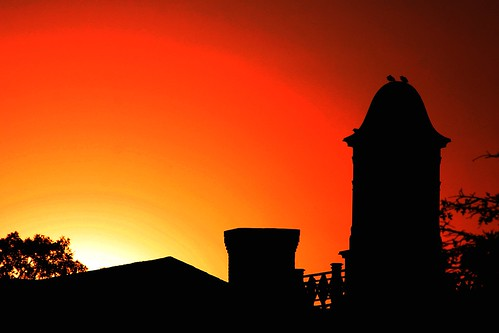 new sky orange sunrise mac sillouette canaan reddin edgedonkey