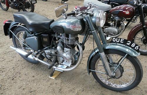 1954 Royal Enfield Bullet 350cc