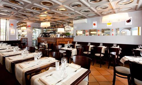 La table des oliviers restaurant 4 rue de l 39 glise - La table des oliviers neuilly ...
