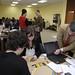 Sesiones de trabajo del primer curso de los programas de Aulas de I+D y Jóvenes Científicos en Tecnópole