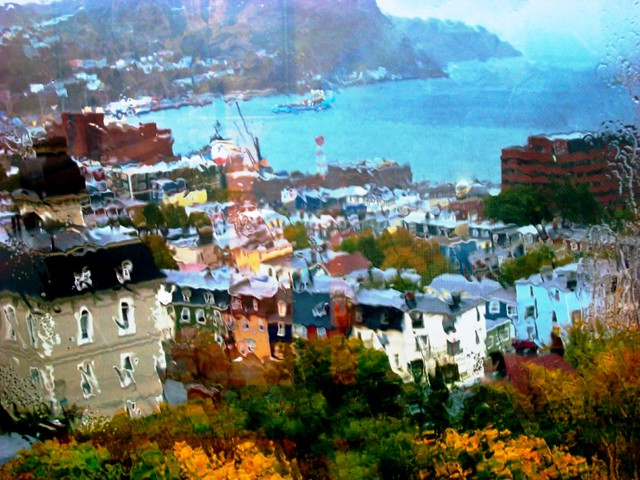 st johns newfoundland during a rain storm flickr photo sharing. Black Bedroom Furniture Sets. Home Design Ideas