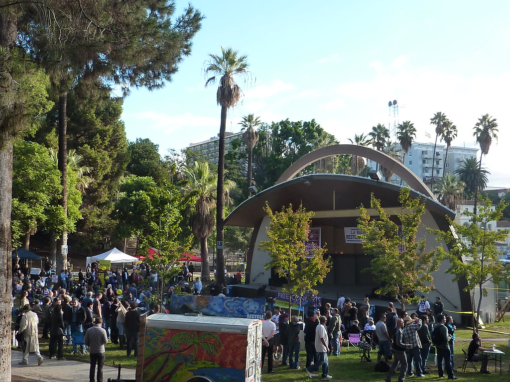 Levitt Pavilion MacArthur Park