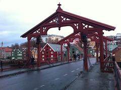 Gamle bybro i Trondheim
