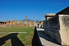 The Pompeii public square