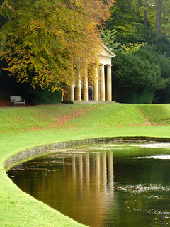 The Temple of Piety, Studley Royal Water Garden.
