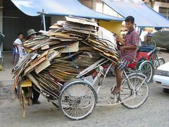 Cyclo, Phnom Penh