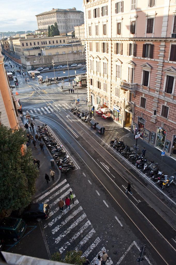 Rome Hotel Le Suite Di Via Ottavian