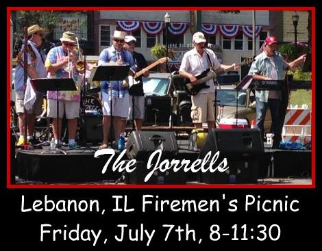 The Jorrells 7-7-17
