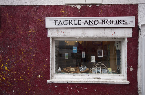 Tackle and Books