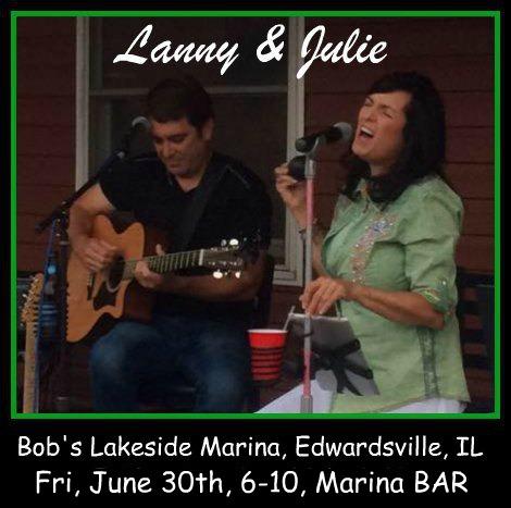 Lanny & Julie 6-30-17