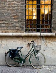 Vélo et restaurant