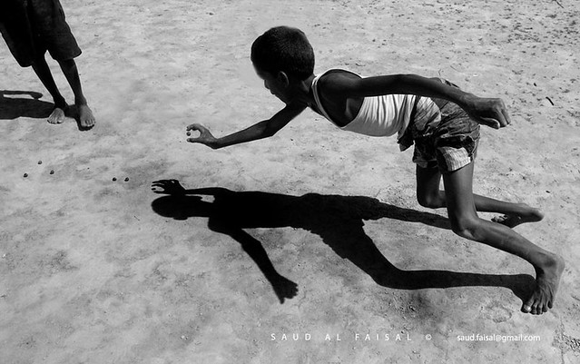 The childhood - The Decisive Moment in Photography