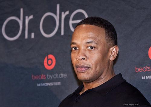Dr. Dre at CES 2010