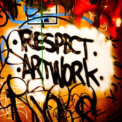 Respect Artwork