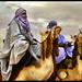 The Blue Men of Sahara !
