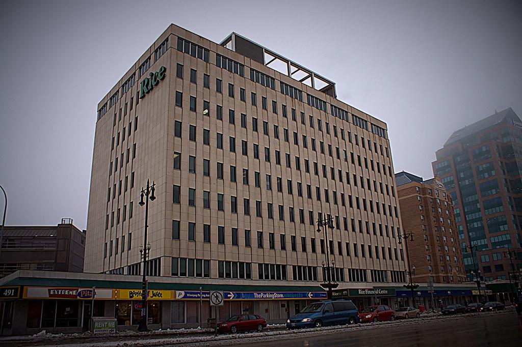 Rice Financial Centre