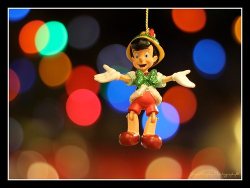 """Pinocchio says """"Look at all this lovely Bokeh!"""" - Explore Front Page"""