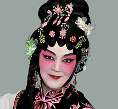 masque(0.0), geisha(1.0), clothing(1.0), woman(1.0), female(1.0), peking opera(1.0), costume(1.0), illustration(1.0), person(1.0),