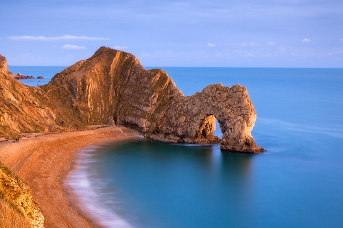 Durdle Door, Dorset Coast, UK