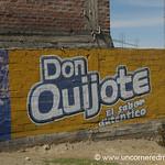 Don Quijote Cola? Peru