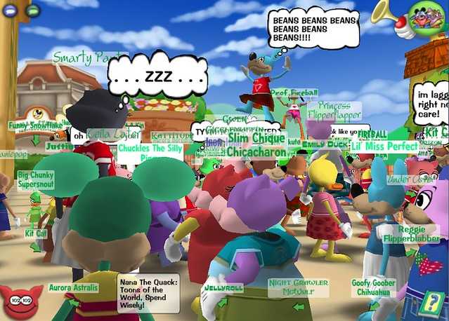 Toontown United Beanfest 2 Flickr Photo Sharing